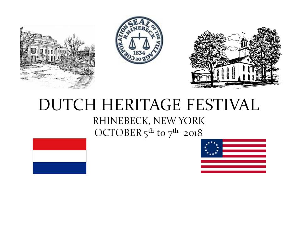 Dutch Heritage Festival